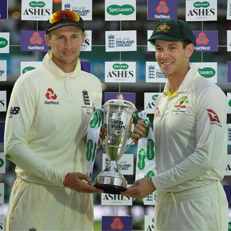 The Ashes Trophy 2019