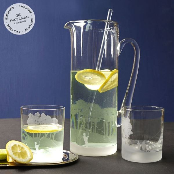 Country Sports Jug  and Tumbler