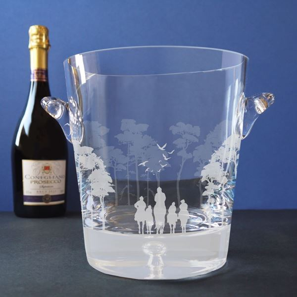 Picture of Racing Welfare Champagne Cooler