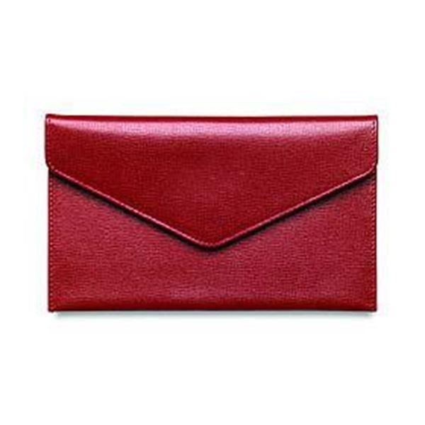 Leather Receipt Wallet