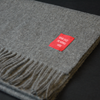Cashmere Scarf with logo