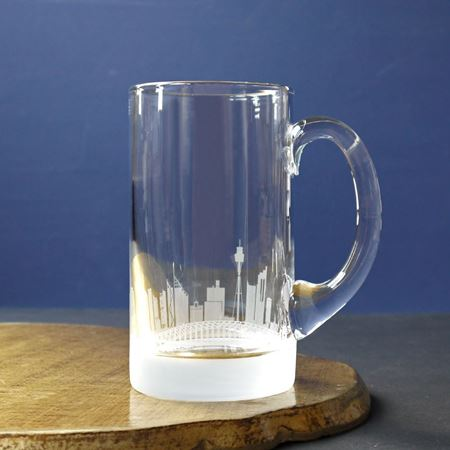 City Skyline Tankard - London