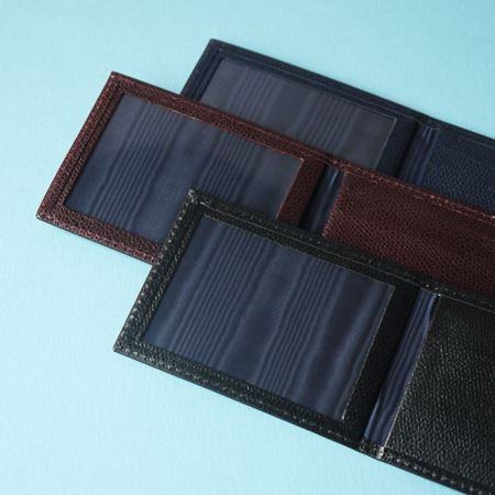 Leather Travel Card Holders