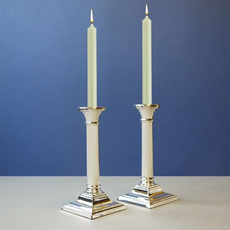 Picture for category Sterling Silver Candlesticks