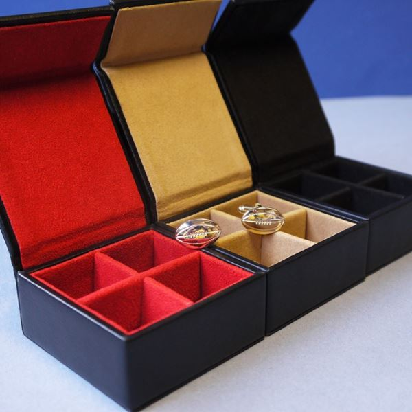 Colours for cufflink box