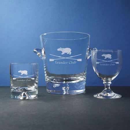 Leander Club Jug and Tumbler Set