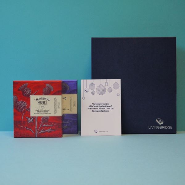 Gift Set of Shortbread and Brownies