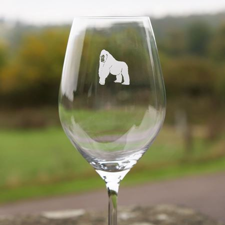 Wine glass rhino