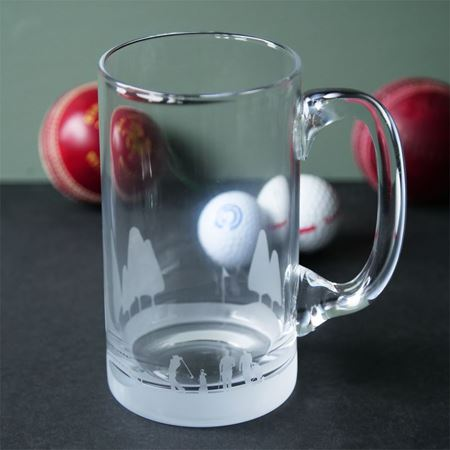 Picture of Sporting Scene Pint Tankard