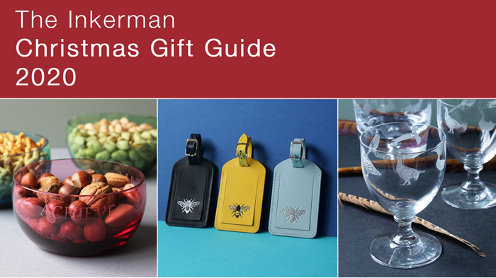 The Inkerman Christmas Gift Guide 2020
