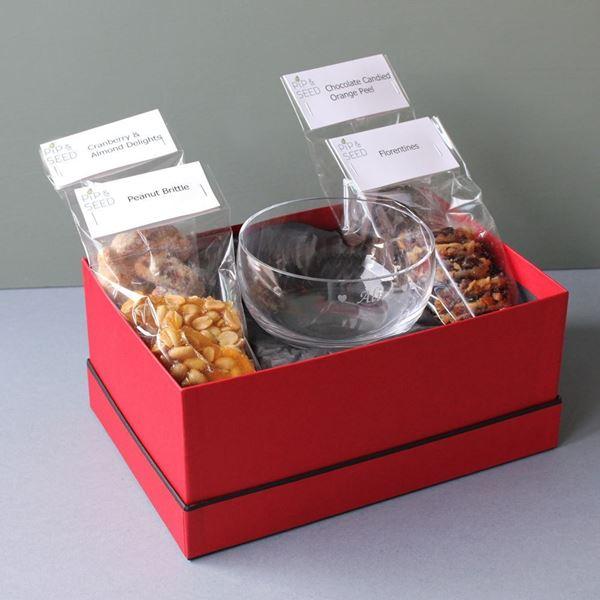 Pip n Seed sweet treats and bowl