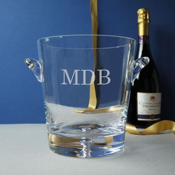 personalised-champagne-cooler