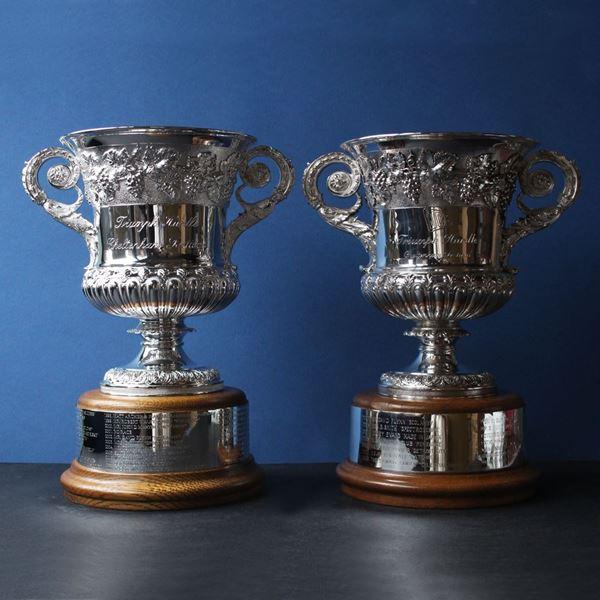 Original and Replica Trophy