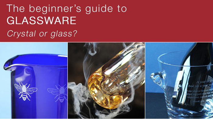 The beginners guide to glassware…