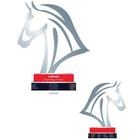 The Ladbrokes King George VI Chase Trophy