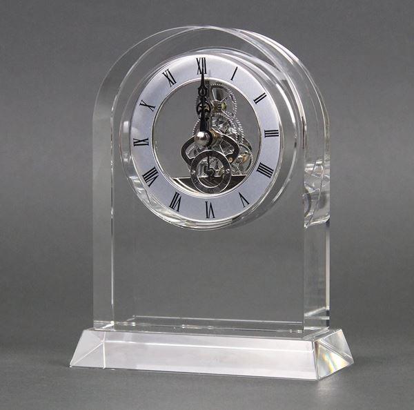 Arched Presentation Clock