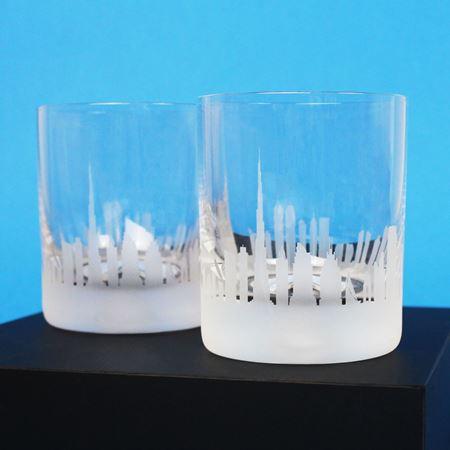 Dubai Skyline Tumblers