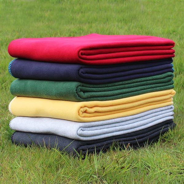Sussex Fleece Blankets - Pile