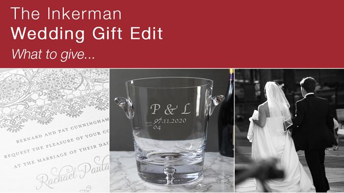 The Inkerman Wedding Gift Edit for 2021