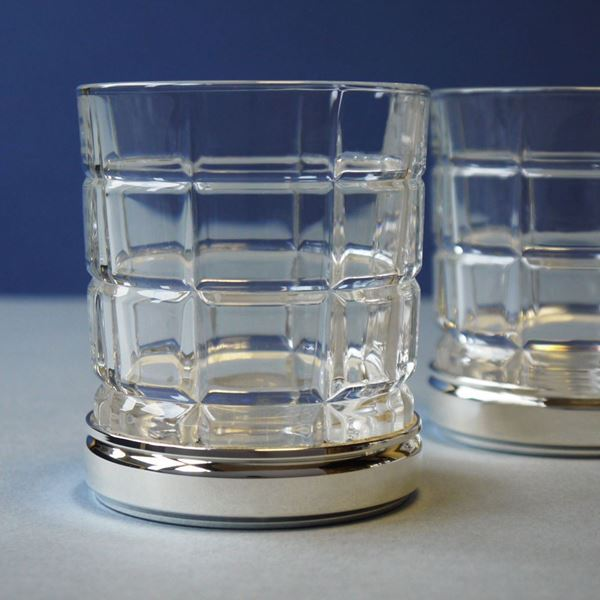 The Richmond Crystal Decanter and Tumbler Set