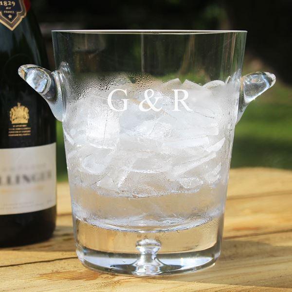 Personalised Ice Bucket