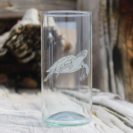 Recycled Ocean Highball - Whale