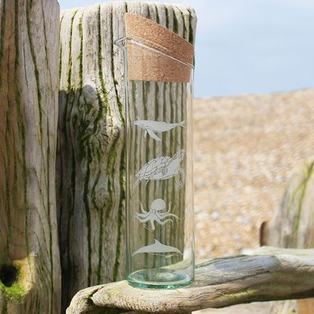 Recycled Ocean Canopy Carafe
