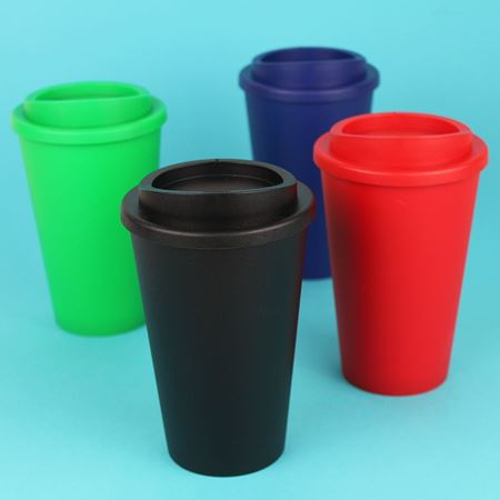 Re-useable Coffee Cups