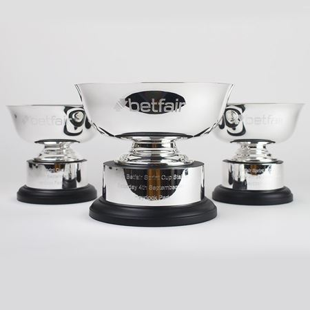 Picture of Silver Plate Revere Bowl